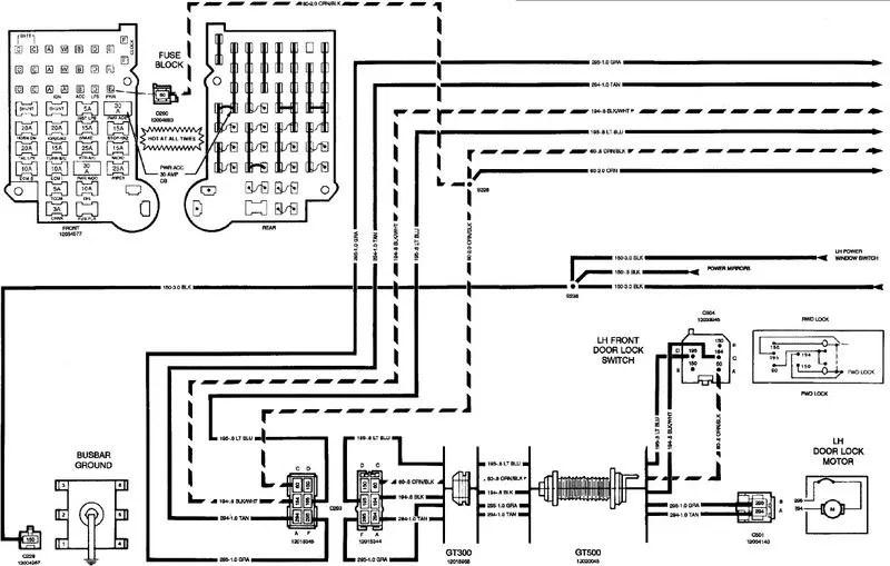 Do you know power door locks????? - Blazer Forum - Chevy Blazer Forums