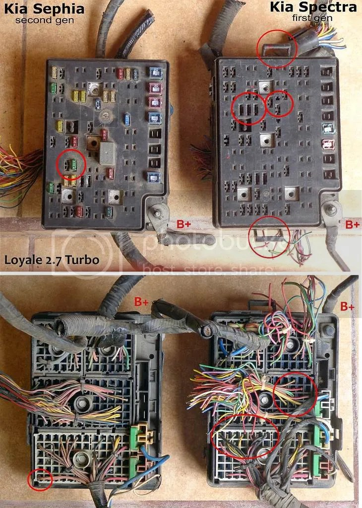 Relay  Fuse Box Dissection → Repairing Electrical Gremlins - Page