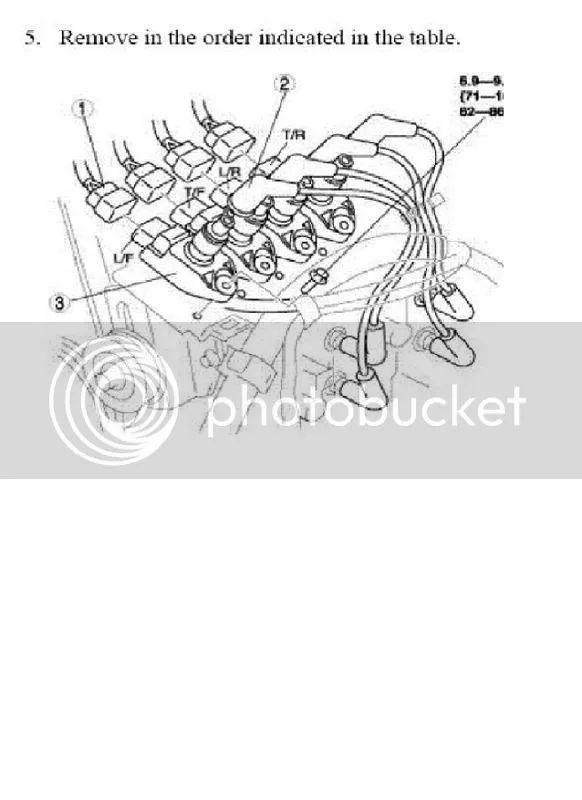 rx8 spark plug wire diagram