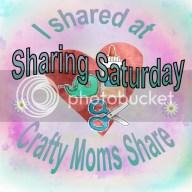 Sharing Saturday Button