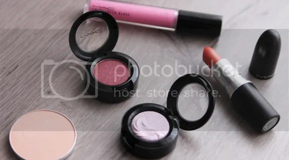 MAC goodies new in