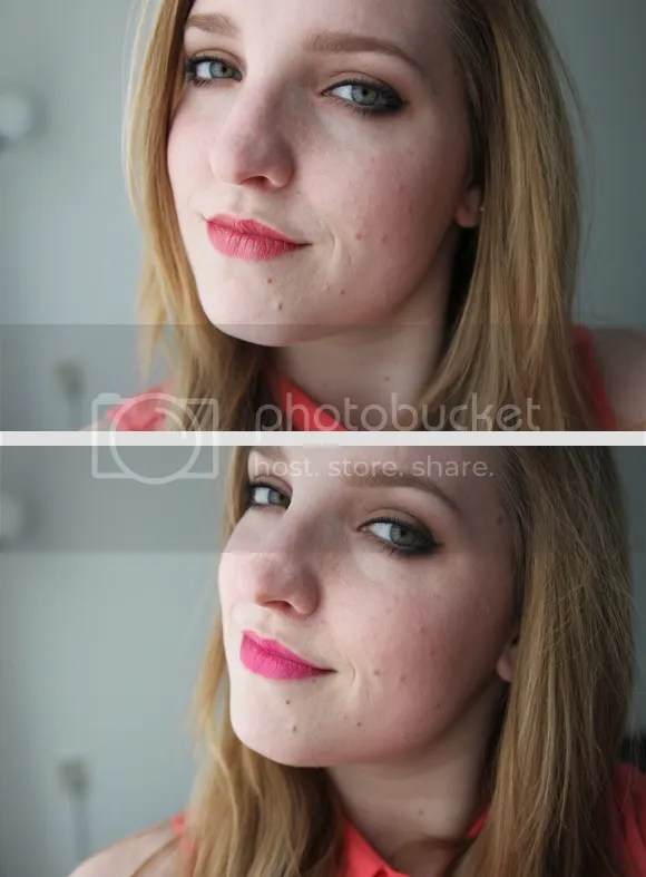 Miss Sporty Perfect Color Lipsticks Full Face