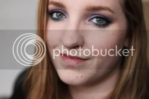 gosh tempting purple look
