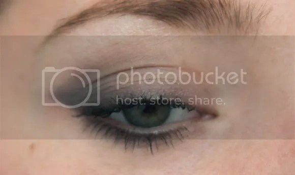 Eyeshadow Eyeliner Look