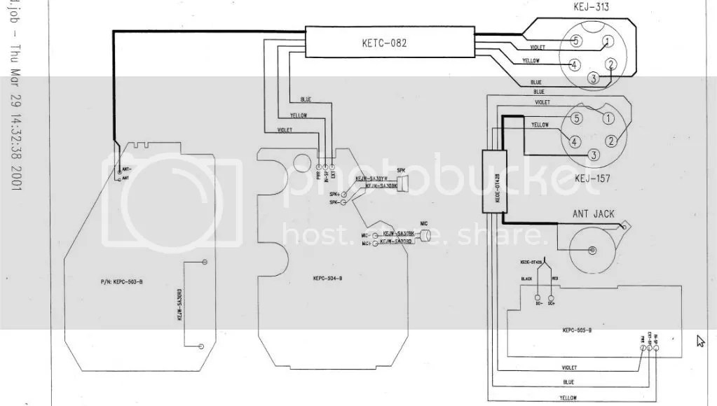 COBRA 75 WX ST WIRING DIAGRAM - Auto Electrical Wiring Diagram