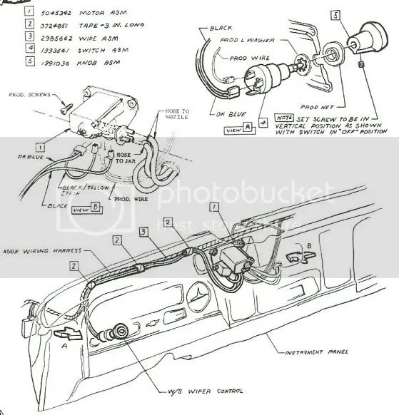 1964 Chevy 2 Wiring Diagram Wiring Diagram