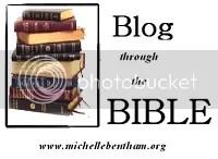 Blog Through The Bible