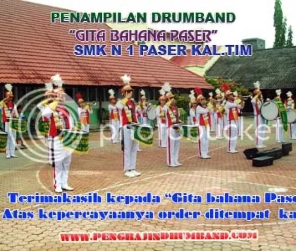 alat drumband