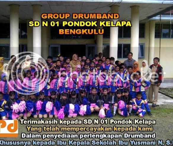 jual Drum band