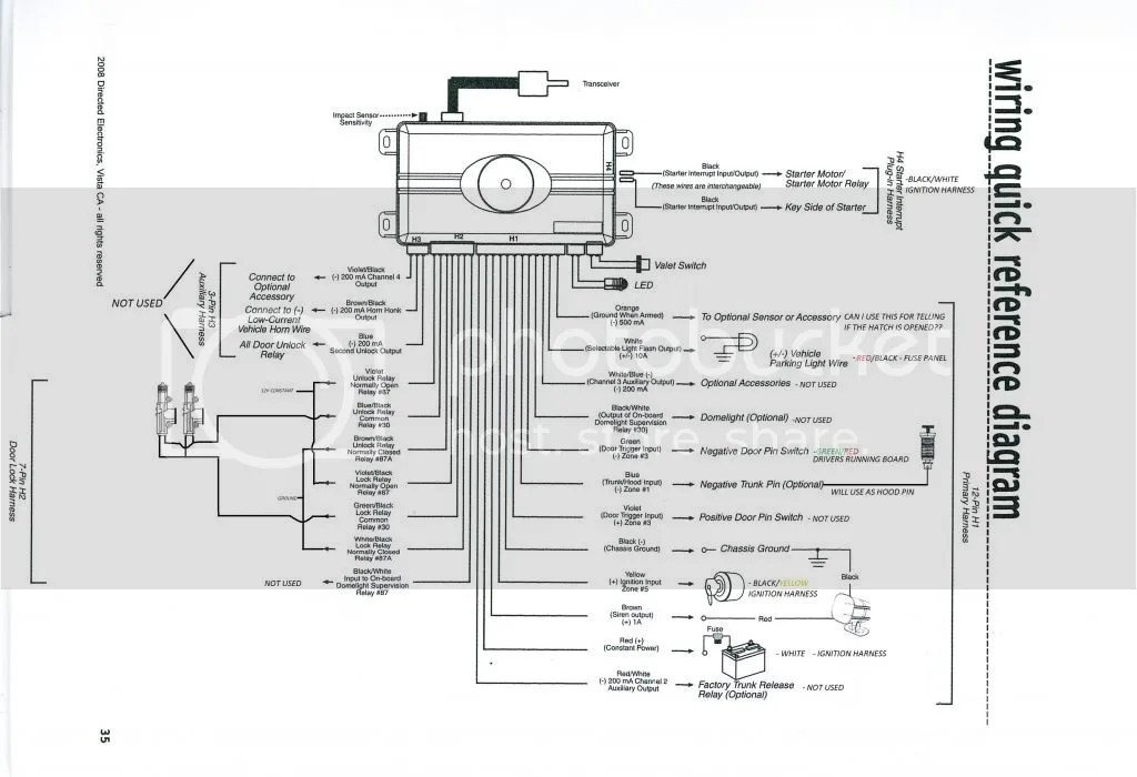 Viper 300 Wiring Diagram Wiring Diagram
