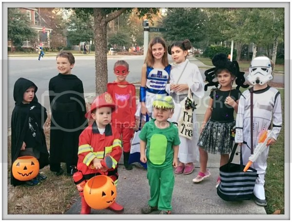 Halloween Wrap Up! DIY Kid Costumes and a Night at the Fair #Halloween #HalloweenCostumes #DIYCostumes