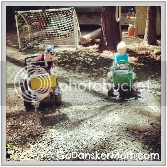 Go Dansker Mom's Guest Post about raising boys in the South- PalmettosandPigtails.com