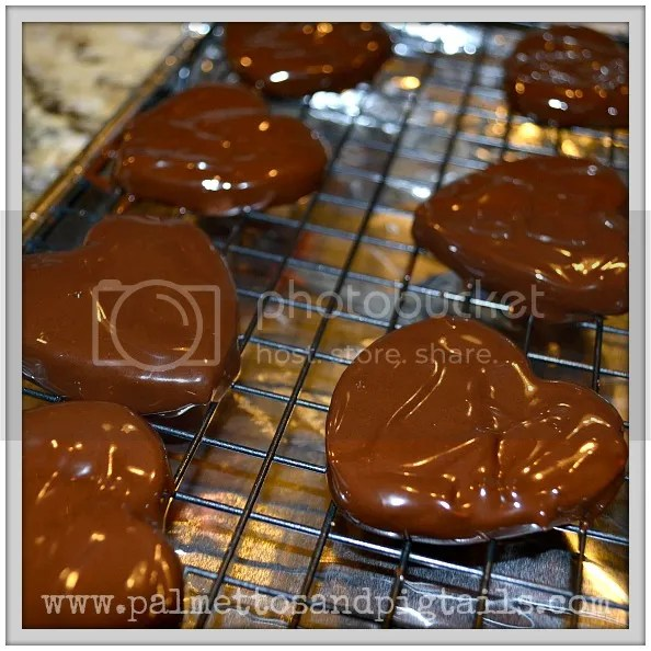 Valentine's Day Peppermint Patties