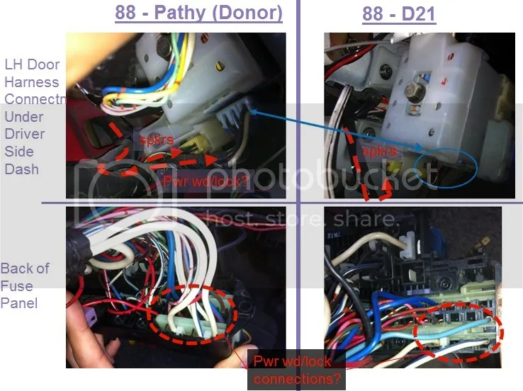 Nissan D21 Dash Wire Diagram Wiring Diagram