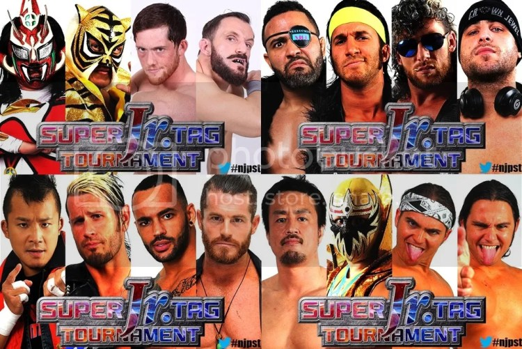 NJPW Super Jr. Tag Tournament 2015