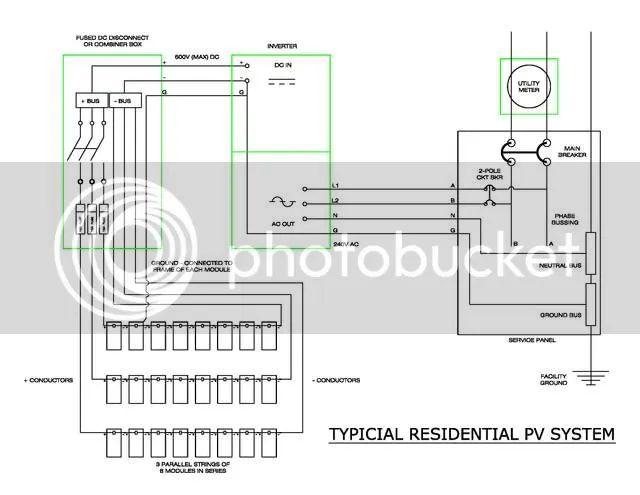 home ups inverter wiring