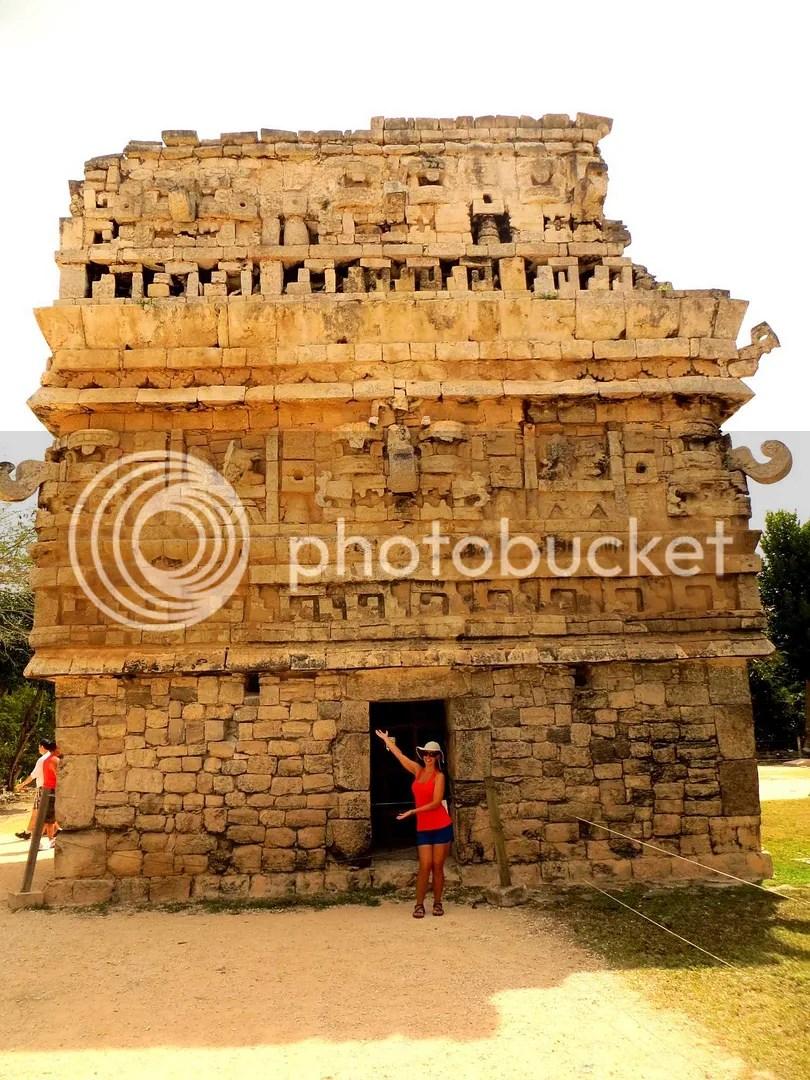 Chichen Itza Old ruins Dani