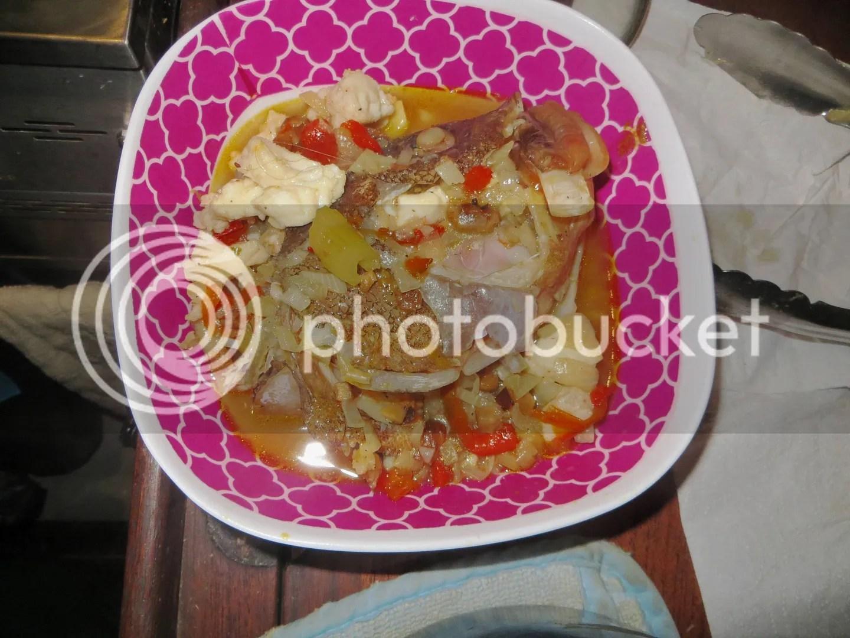 Grouper bowl