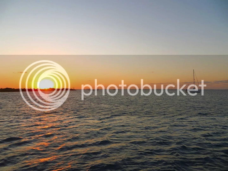 Sunset at Isla Mujeres