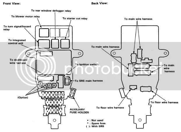 600 amp fuse box
