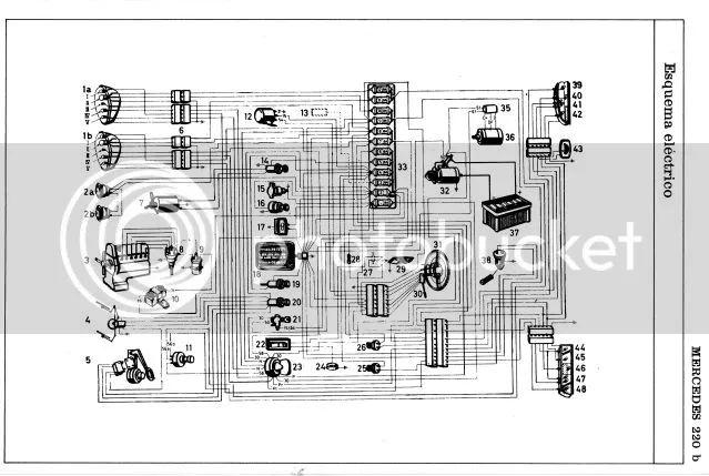 sprinter Diagrama del motor