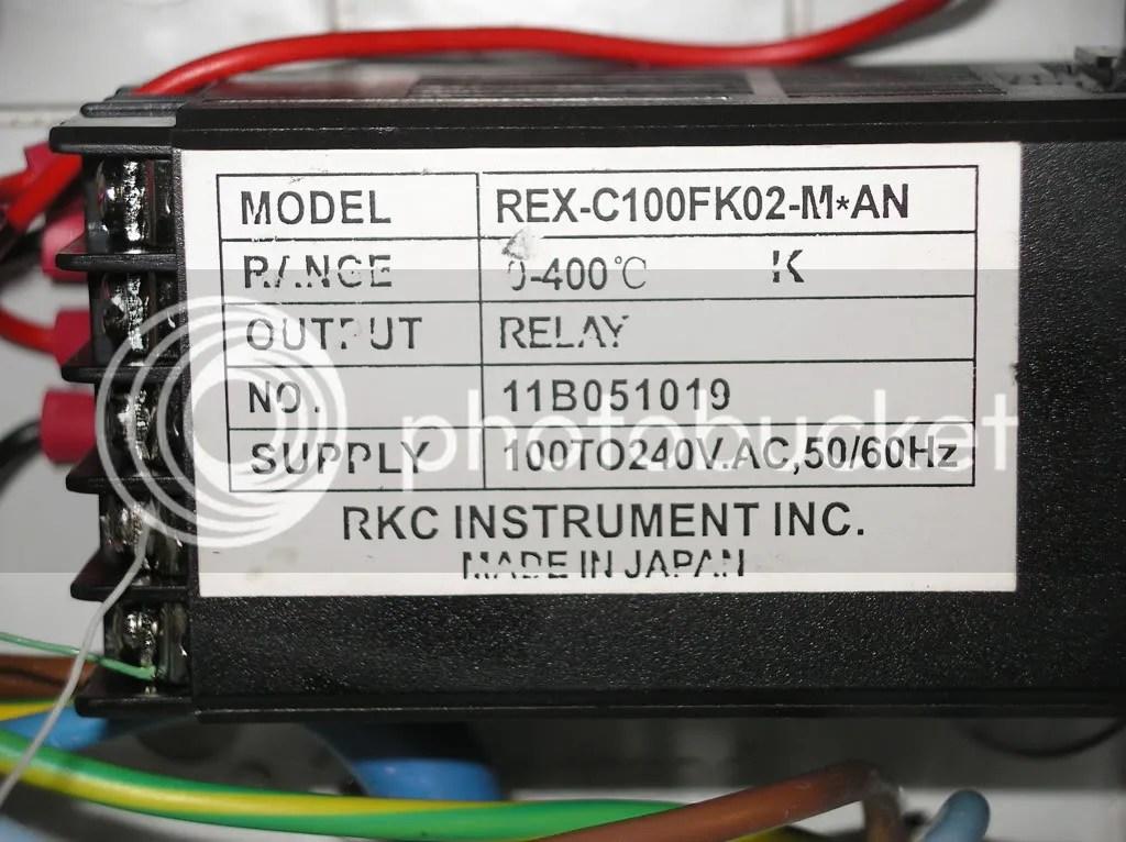 piggin pid problems rex c100
