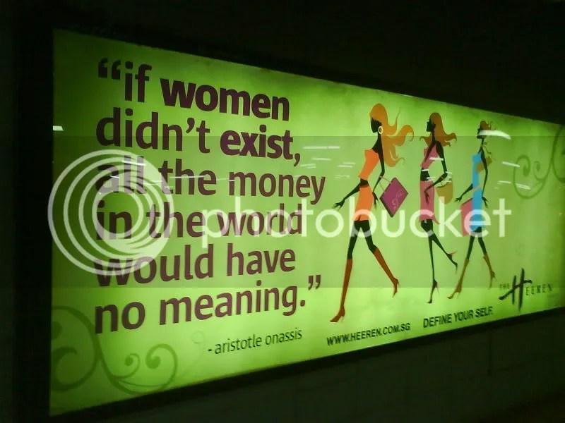If Women Didn't Exist