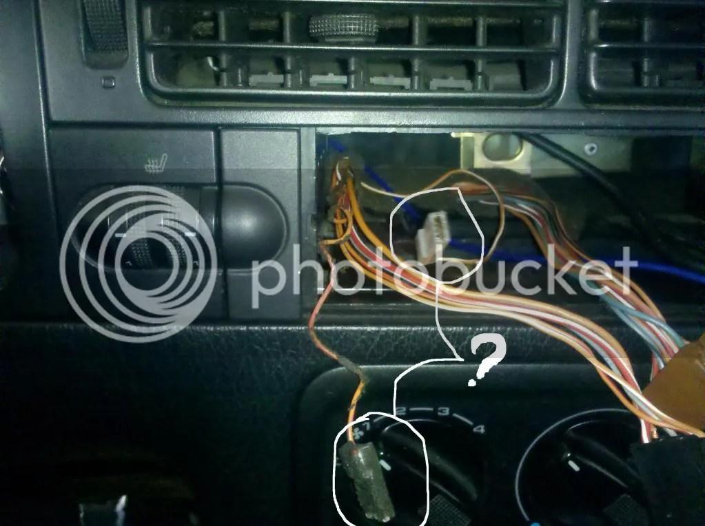 VWVortex - Mk3 Jetta Radio wiring ???