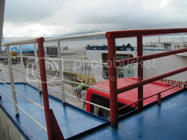 2nd Level of the Ferry