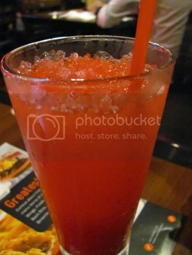 Strawberry Lemonade Slush
