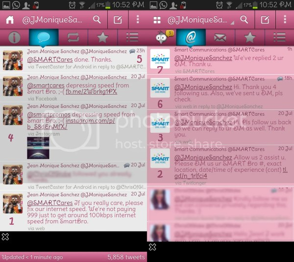 Tweets with @SMARTCares