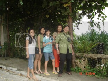 At Villa Pura, Tagaytay