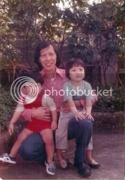 Tito Raff with Ate Trixie and Kuya Dodi