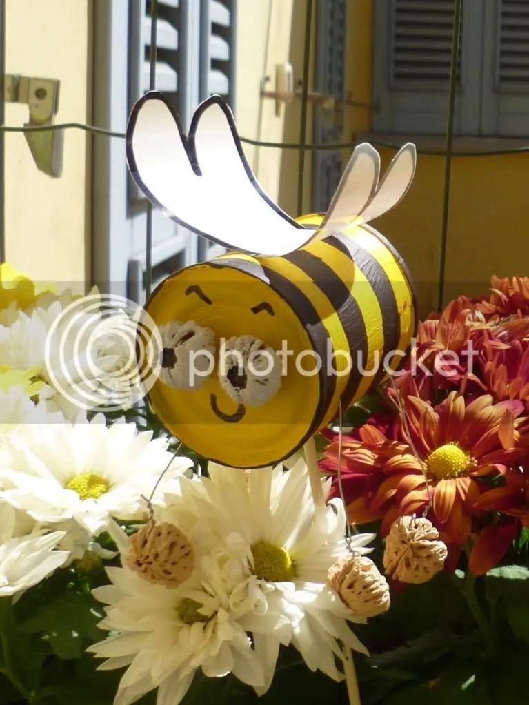 Пчелка для сада
