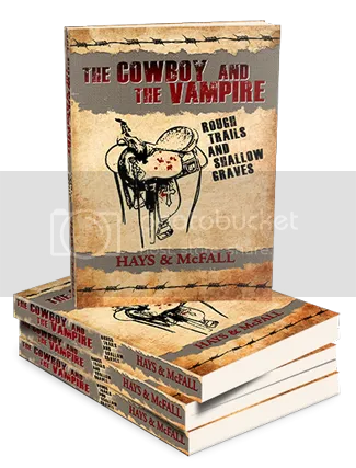 Cowboys, Vampires & Creamed Enchiladas with @cowboyvamp #Recipe & #Review