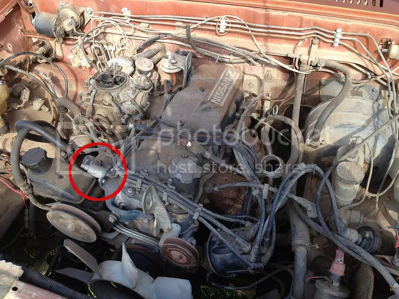 89 Nissan Pickup Wiring Diagram Wiring Diagram