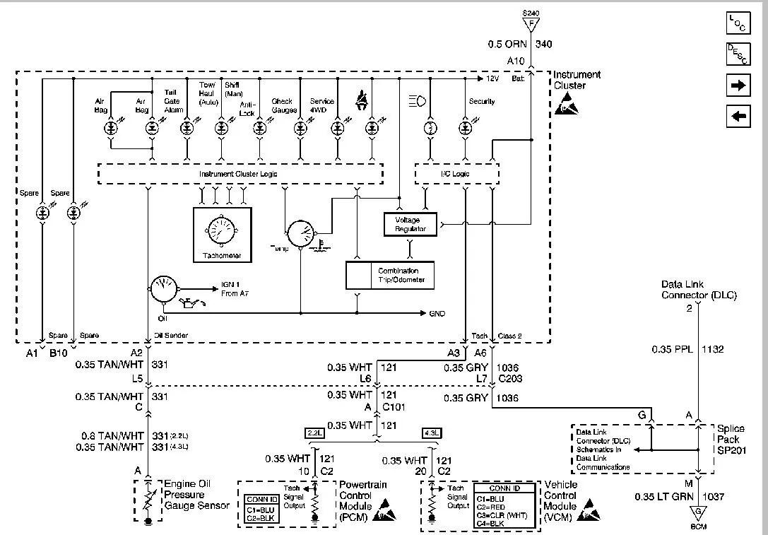 2001 S10 Engine Wiring Diagram - Wiring Diagrams Clicks
