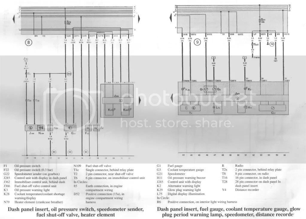 volkswagen wiring diagram volkswagen caddy wiring diagram wiring