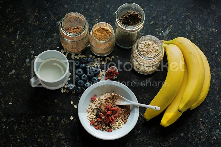 Overnight Oats. Best breakfast ever -- Rambling Colors Blog