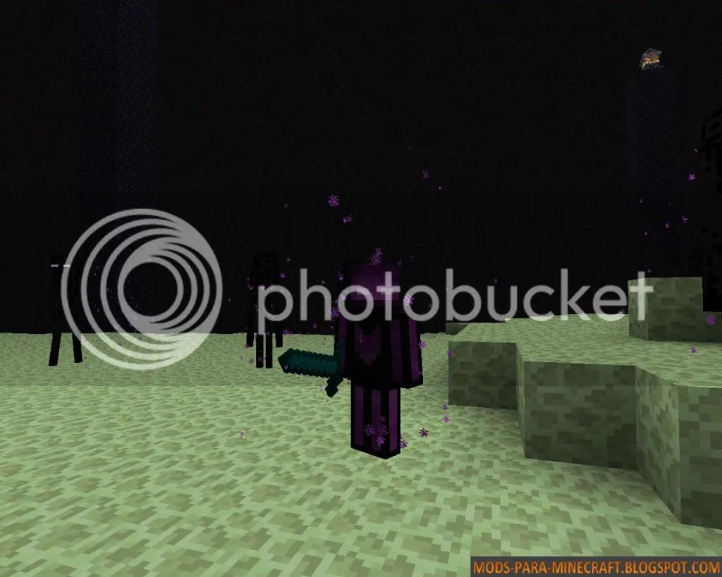Minecraft Wallpaper 3d Herobrine Minecraft More Herobrine Mod Para Minecraft 1 7 2 1 7 10