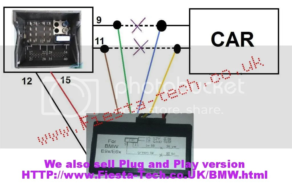 CIC Emulator Wiring