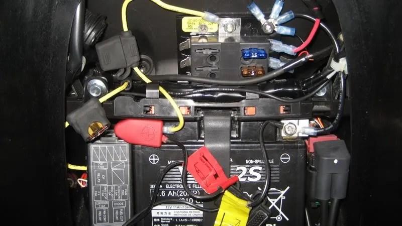 St1300 Fuse Box - Schema Wiring Diagram