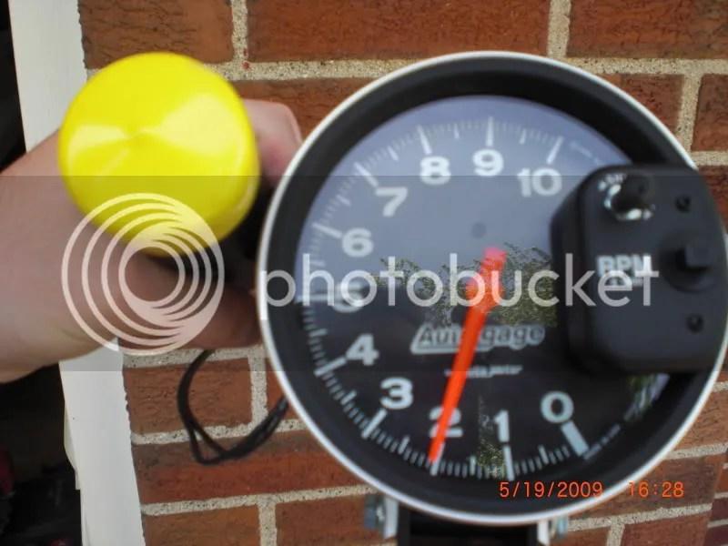 Auto Gauge 5 Inch Tach Wiring Diagram - Somurich
