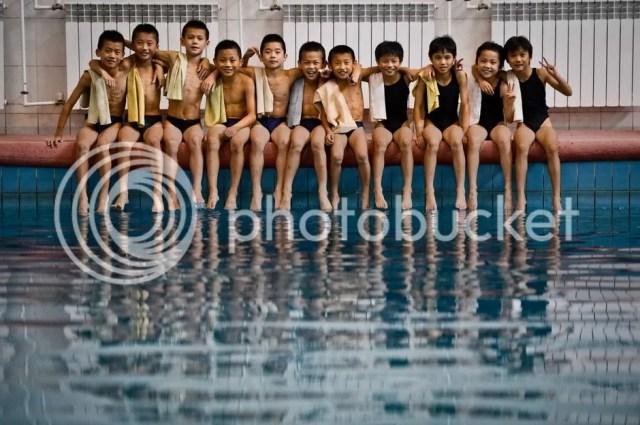 Lò luyện vận động viên nhí khắc nghiệt ở Trung Quốc