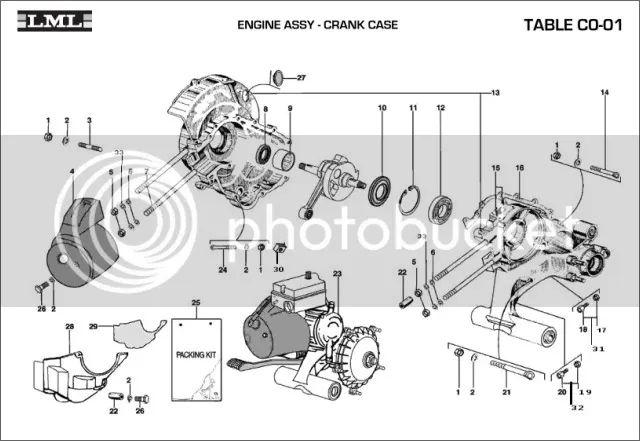 vespa et4 wiring diagram