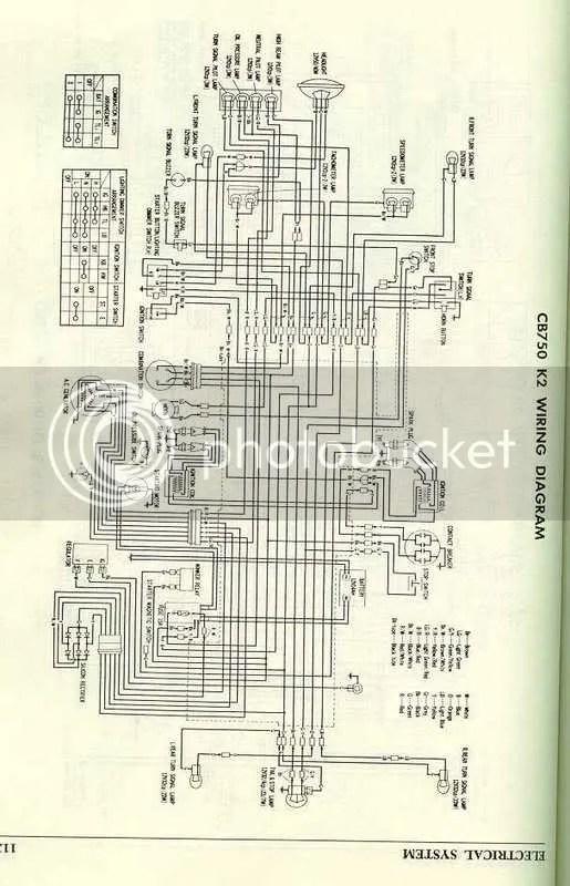 1972 Cb750 K2 Wiring Diagram Wiring Diagram