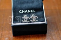 [SOLD] CHANEL Signature Earrings - Brand New and 100% ...