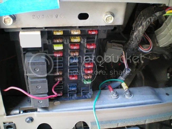 For Electronic Ignition Wiring Diagram For Ih Gauge Power Source Wiring Question Powerstrokenation