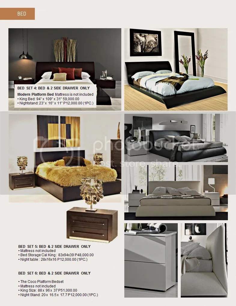 Only Muebles Bed Muebles Flores Furniture Interiors Inc