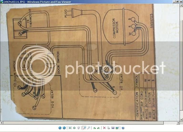 frigidaire refrigerator wiring diagrams sample wiring diagrams
